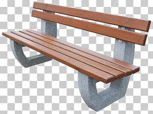 Table Concrete Bench Garden Building Materials PNG