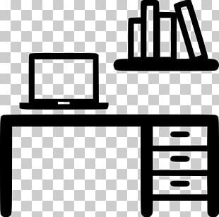 Computer Desk Computer Icons Office PNG