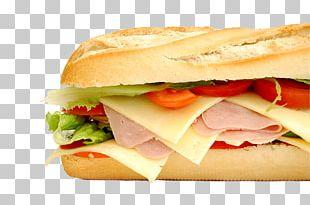 Bánh Mì Submarine Sandwich Breakfast Sandwich Ham And Cheese Sandwich Fast Food PNG
