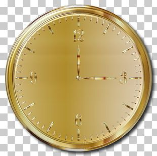 Clock Metal Clothing Accessories PNG