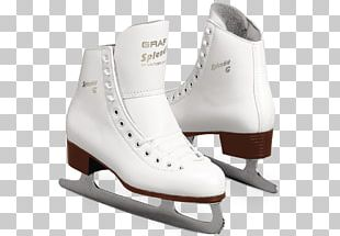Figure Skate Ice Skates Figure Skating Sports Ice Skating PNG