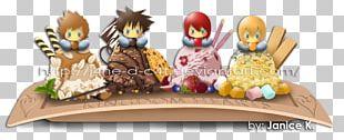 Kingdom Hearts Birth By Sleep Ice Cream Kingdom Hearts 3D: Dream Drop Distance Sundae Parfait PNG