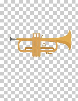 Trumpet Musical Instrument PNG
