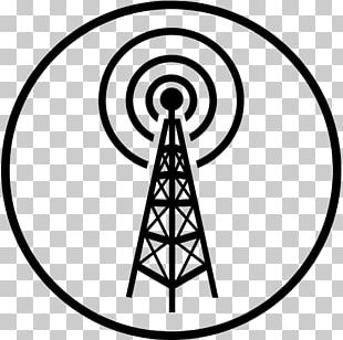 Computer Icons Cell Site Telecommunications Tower Radio PNG