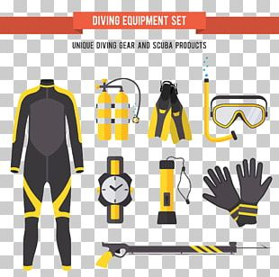 Scuba Diving Underwater Diving Spearfishing Diving Equipment PNG