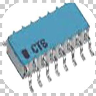 Microcontroller Electronics Transistor Electronic Engineering Capacitor PNG