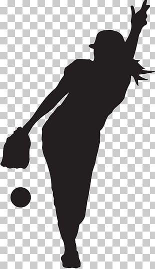 Softball: Pitching Pitcher Fastpitch Softball PNG