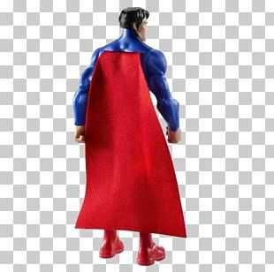 Superman Batman Action & Toy Figures DC Comics Justice PNG