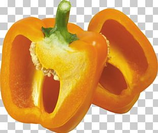 Habanero Yellow Pepper Bell Pepper Chili Pepper Black Pepper PNG
