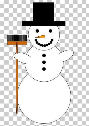 The Snowman PNG