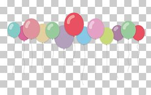 Balloon Cartoon Designer PNG
