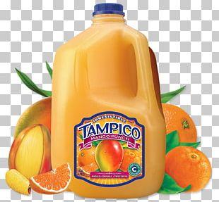 Orange Juice Punch Tangerine Orange Drink PNG