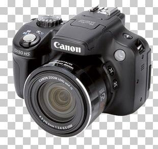 Canon PowerShot SX50 HS Canon EOS Bridge Camera PNG