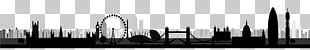 Skyline Silhouette PNG