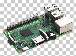 Raspberry Pi Computer 64-bit Computing Multi-core Processor Wi-Fi PNG