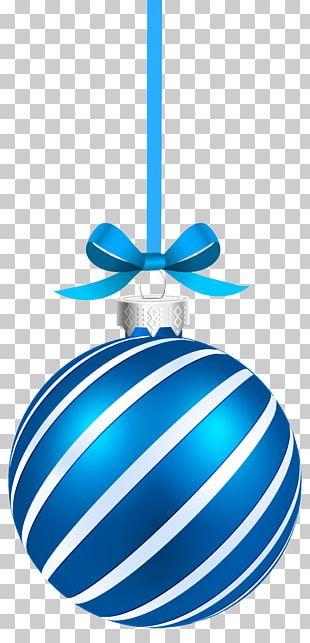 Christmas Ornament Christmas Decoration Santa Claus PNG