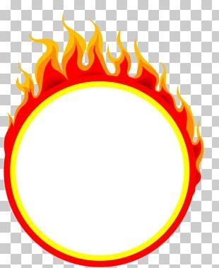 Flame Ring Of Fire PNG