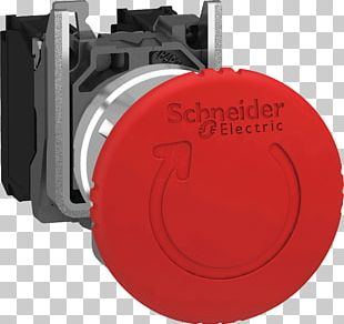 Push-button Schneider Electric Electrical Switches Kill Switch PNG