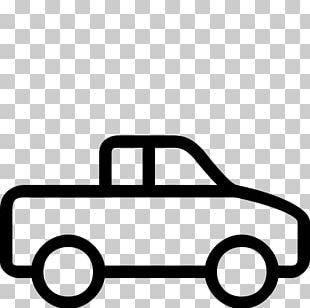 Car Pickup Truck Computer Icons Van PNG