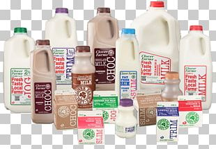 Chocolate Milk Dairy Products Cream Clover Farms Dairy PNG