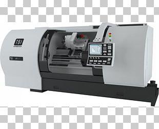 Machine Tool Lathe TBI PNG