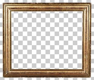 Frame Photography Gold PNG
