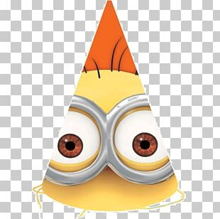Party Hat Birthday Despicable Me PNG