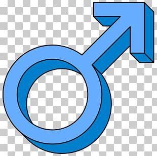 Venus Gender Symbol Male PNG