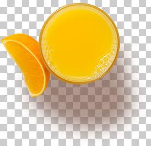 Orange Juice Orange Drink Punch PNG