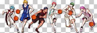 Taiga Kagami Kuroko's Basketball Cartoon PNG