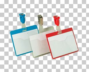 Name Tag Plastic Identifier Office Supplies PNG
