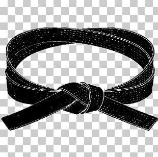 Black Belt Karate Martial Arts Taekwondo Brazilian Jiu-jitsu Ranking System PNG