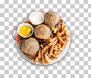 Hamburger Fast Food French Fries Junk Food PNG