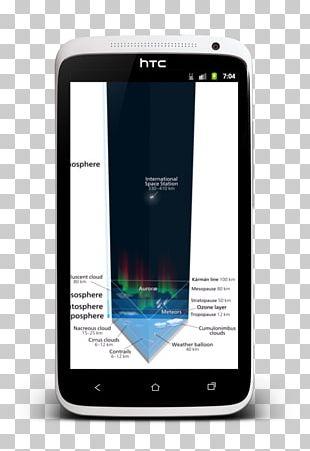 Low Earth Orbit Smartphone Atmosphere Of Earth Satellite PNG