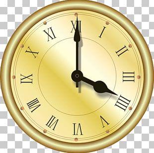 Digital Clock Time Alarm Clock PNG