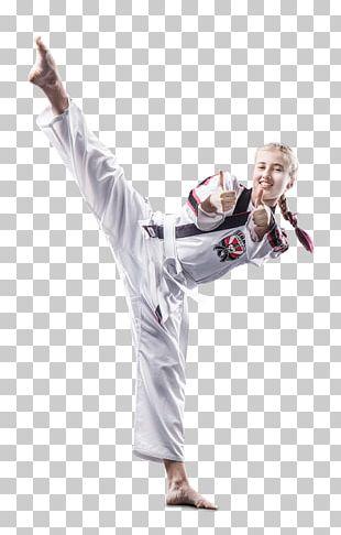 Dobok Karate Martial Arts Kickboxing Combat Sport PNG