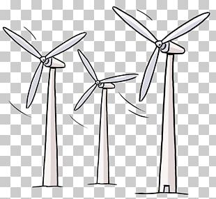 Wind Power Wind Turbine Computer Icons PNG