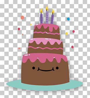 Birthday Cake Wish Greeting Card Happy Birthday To You PNG