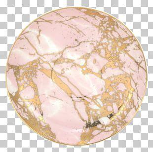 Crystal Rose Quartz Lustre Rock PNG
