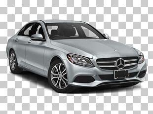 2018 Mercedes-Benz C-Class Car Luxury Vehicle PNG