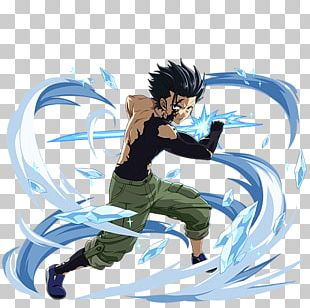 Gray Fullbuster Erza Scarlet Anime Fairy Tail Natsu Dragneel PNG