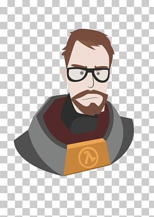 Half-Life 2 Gordon Freeman PNG