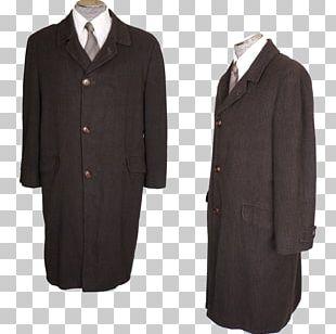 Overcoat Blazer Suit Jacket PNG