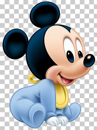 Mickey Mouse Minnie Mouse Infant PNG