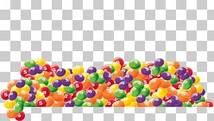 Candy Skittles Flavor Fruit Preserves PNG