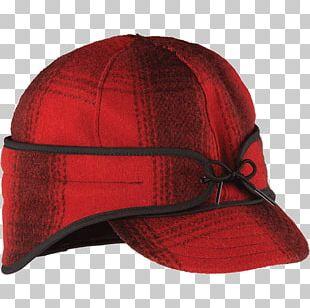 Baseball Cap Stormy Kromer Cap Plaid PNG