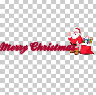 Santa Claus Christmas Eve Letter Template PNG