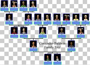 Family Tree Template Genealogy Microsoft Excel PNG