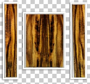 Wood Stain Frames Trunk Modern Art PNG