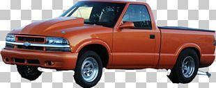 Pickup Truck Car Truck Bed Part Bumper Vehicle PNG